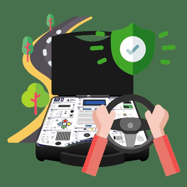 Proyecto Cuidado al volante Electrolab