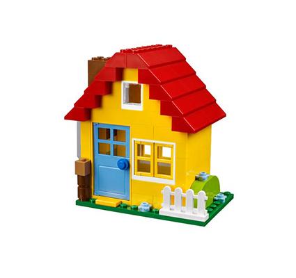 Actividad de robótica para prescolar: Construcciones con Lego