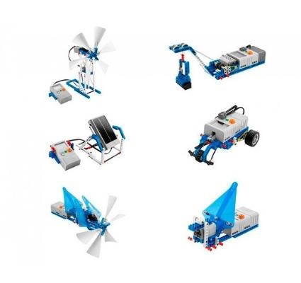 Actividad de robótica para secundaria: Construir robots