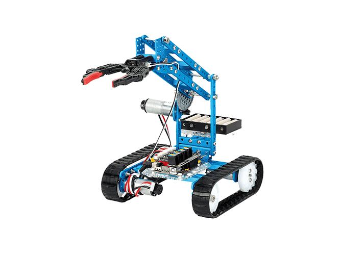 Proyecto brazo robótico Arduino para bachillerato