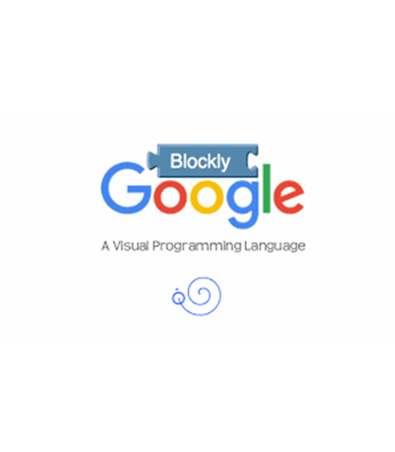 Programación en bloques con Google Blockly